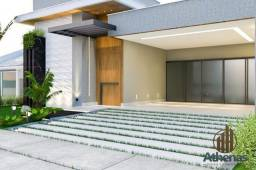 Construímos - Condomínio Belvedere casa térrea com 3 suítes, 220 metros