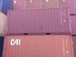 Container marítimo 20 pés