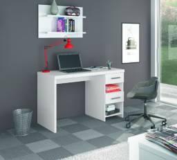 Escrivaninha ideal Desktop mesa computador = Entrega grátis!