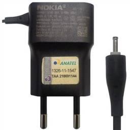 Carregador Nokia Pino Fino
