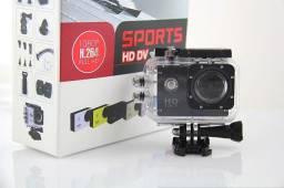 Câmera Sport à prova D'água