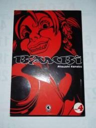 Mangá Bambi - Atsushi Kaneko