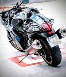 GSX R 1340 SUZUKI HAYABUSA !!! SEM OUTRA IGUAL ...
