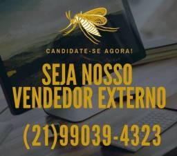Empresa de Dedetização Contrata vendedor externo ! Comissionamento Bruto