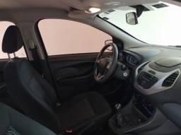Ford KA SE 1.0 Hatch 2015/16 Preto