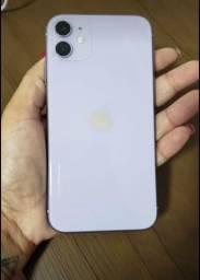iPhone 11 lilaz 128gb