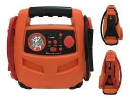 Kit de Emergência 4 em 1 Auxiliar de Partida Auto Care Multilaser AU621
