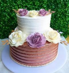Bolos para aniversário ou casamento