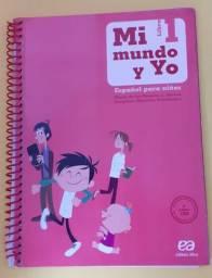 Mi Mundo Y Yo Libro 1