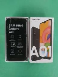 Smartphone Samsung Galaxy A10 32GB Dual Octa-Core 4G - Preto/Vermelho