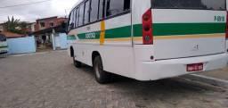 Vendo microônibus com 2 vagas AQUIRAZ VS PRAINHA