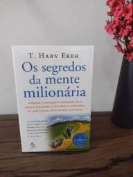 Livro - Os segredos da mente Milionária - NOVO