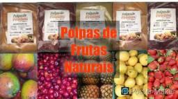 Polpas de Frutas Naturais
