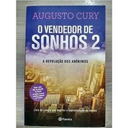 Vendedor de Sonhos  2  E a revolução dos Anônimos - Livro de Augusto Cury - Novo lacrado