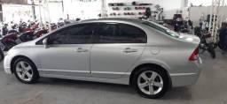 Honda Civic 2009 1.8 LXS 16V Cinza