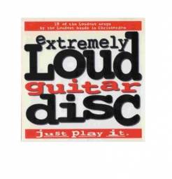 CD Extremely Loud Guitar Disc