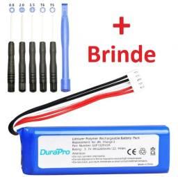 Bateria Durapro Jbl Charge 3 6200mah Gsp102910a 330sl