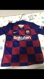 Camisa Barcelona 2019/20