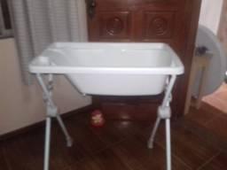 Banheira com pé