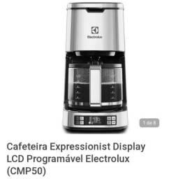 Cafeteira Elétrica Electrolux (Novo na Caixa)