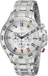 Relógio Nautica Bandeiras / Praticamente NOVO