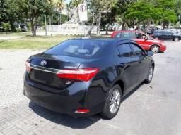 Corolla Xei 2017 Preto - Taxi autonomia antiga - R$ 83 mil