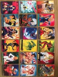 CARDS ULTRA 1995 - X-Men - Marvel Comics