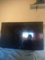 Vendo TV AOC LCD obs  leia a descrição