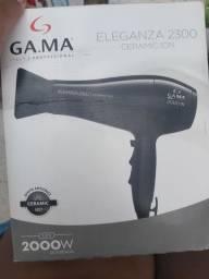 Secador de cabelo Gama