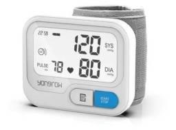 Medidor De Pressão Arterial E Frequência Cardíaca