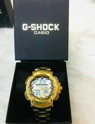 Relógio G-shok full aço