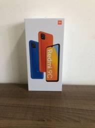 Xiaomi Redmi 9C 64GB-Novo,lacrado- Ac.Trocas / Parcelamos até 18x / entregamos