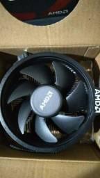 Cooler box amd am4 novo nunca usado