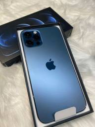 iPhone 12 Pro Max 128GB Cor: Azul (Novo)