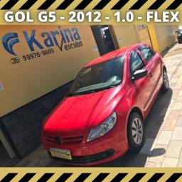 Gol G5 - 2012 - 1.0 - Flex