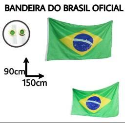 Título do anúncio: Bandeira do Brasil oficial com ilhós