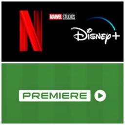 Netflix e Net ilimitada sem app
