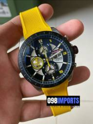 TAGHEUER RED BULL
