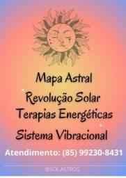 mapa astra / revolução solar / terapias