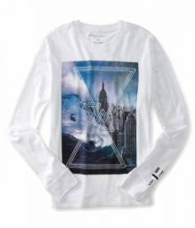 Camisa frio manga longa Aeropostale original