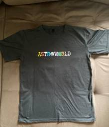 CAMISETA TRAVIS SCOTT ASTROWORLD