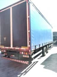 Vendo baú sider para truck