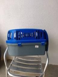 Caixa para transporte de cão e gato