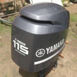 Capota do motor Yamaha 115