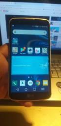 Celular Lg k10 tv digital