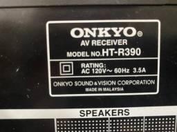 Receiver Onkyo HT-R390