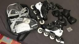 R$150,00 Kit Roller pouco usado 36-39