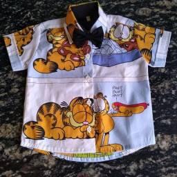 Blusa Garfield