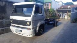 VW 8.150 Delivery Chassis  ANO 2006 Diesel