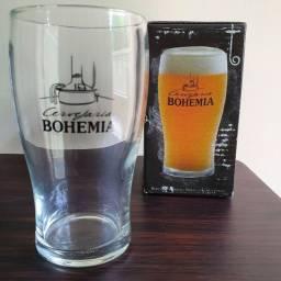 Copos Cervejaria Bohemia 340ml